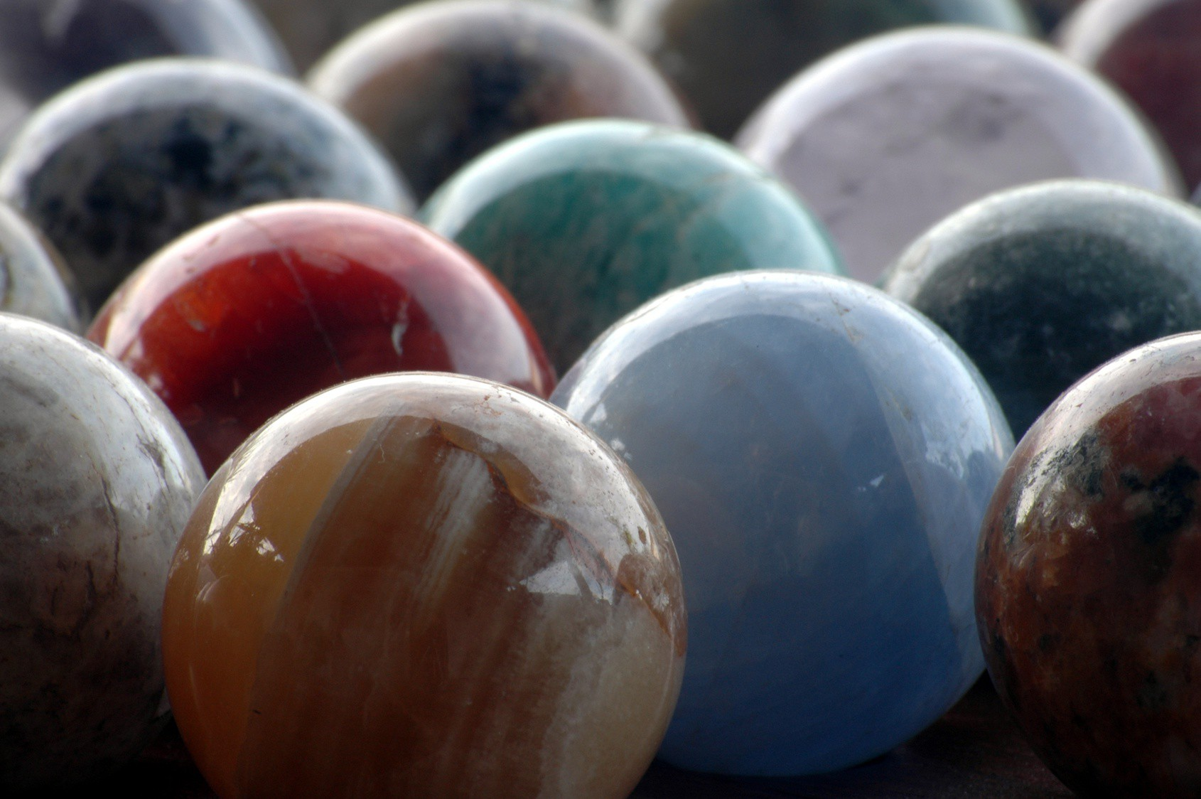 Palle di pietra